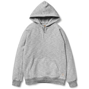 Hooded Slash Sweatshirt